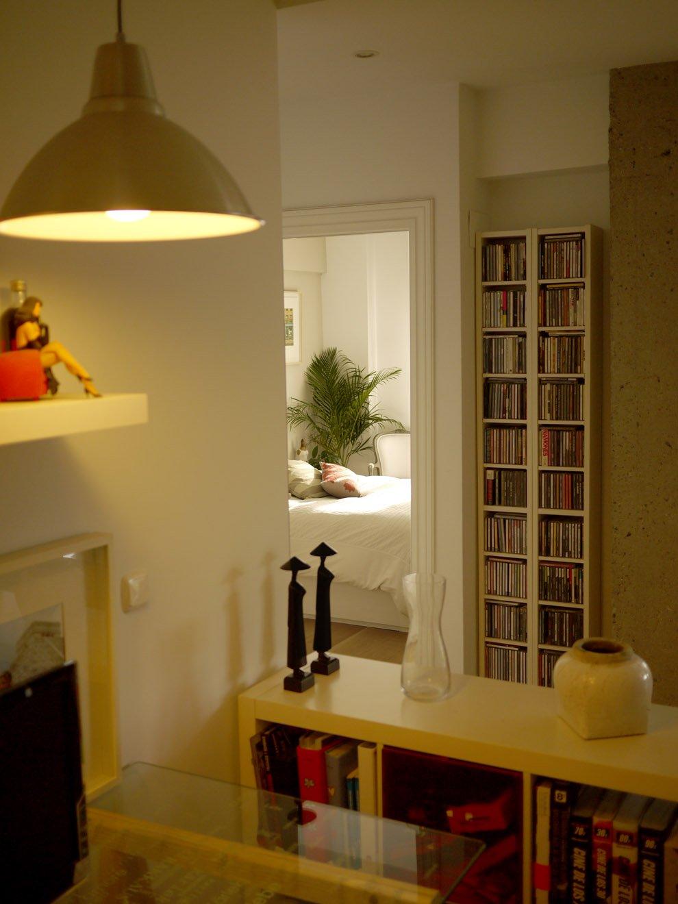 1 vivienda estudio salon