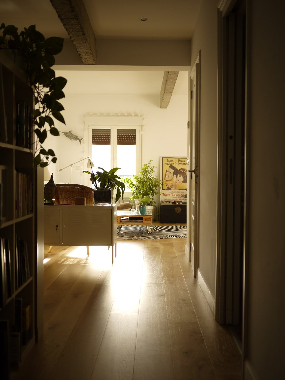 1 vivienda pasillo