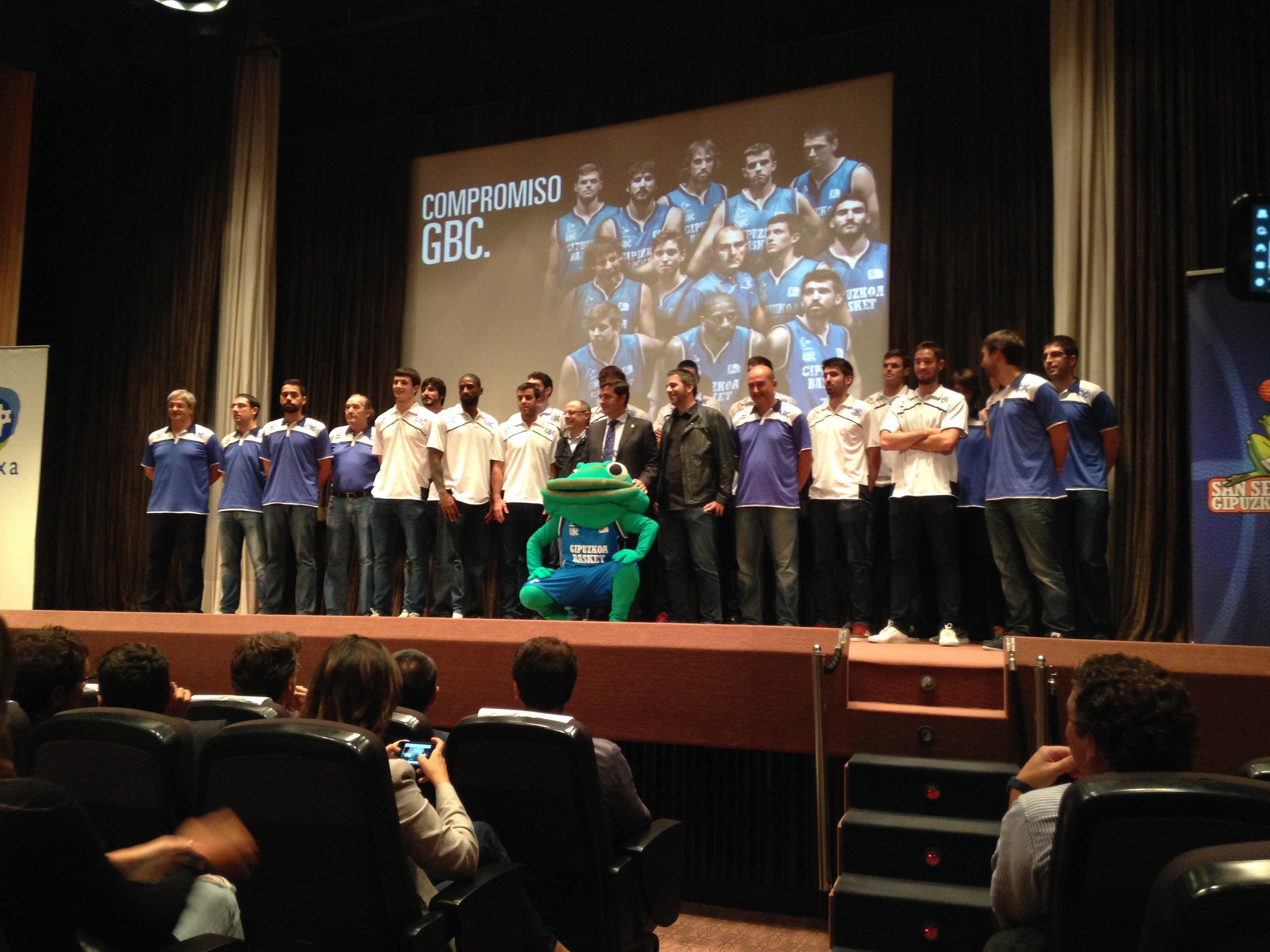 Encantados de seguir colaborando con Guipúzcoa Basket