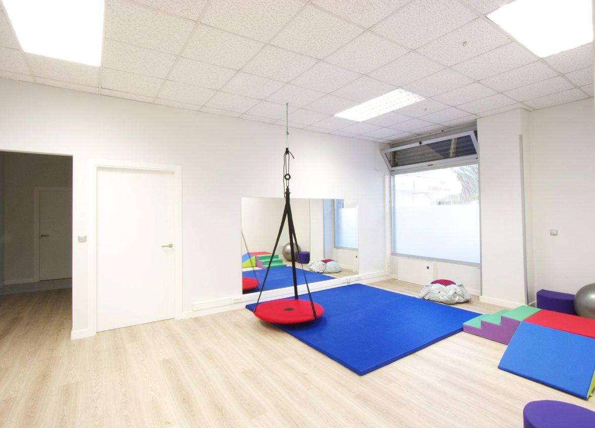 Rehabilitación de oficinas en Fisioterapia Infantil