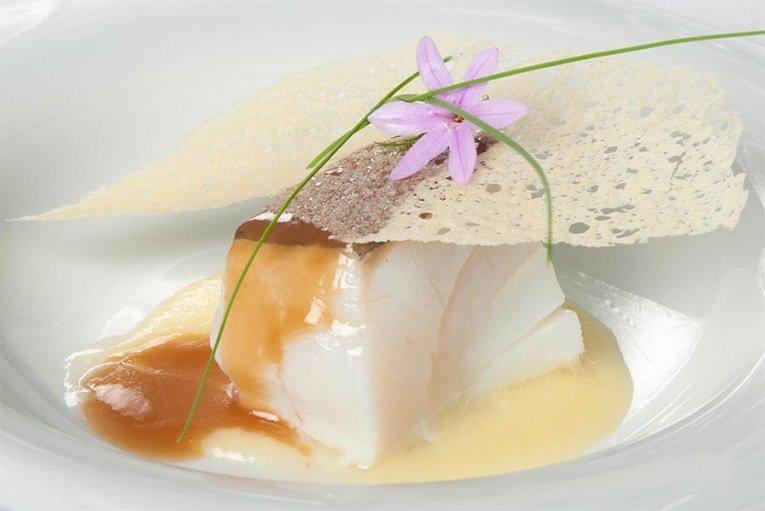 Bacalao del restaurante Zuberoa