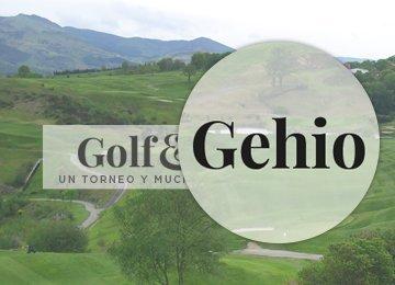 torneo de golf Golf&Gehio por Etxe&Co