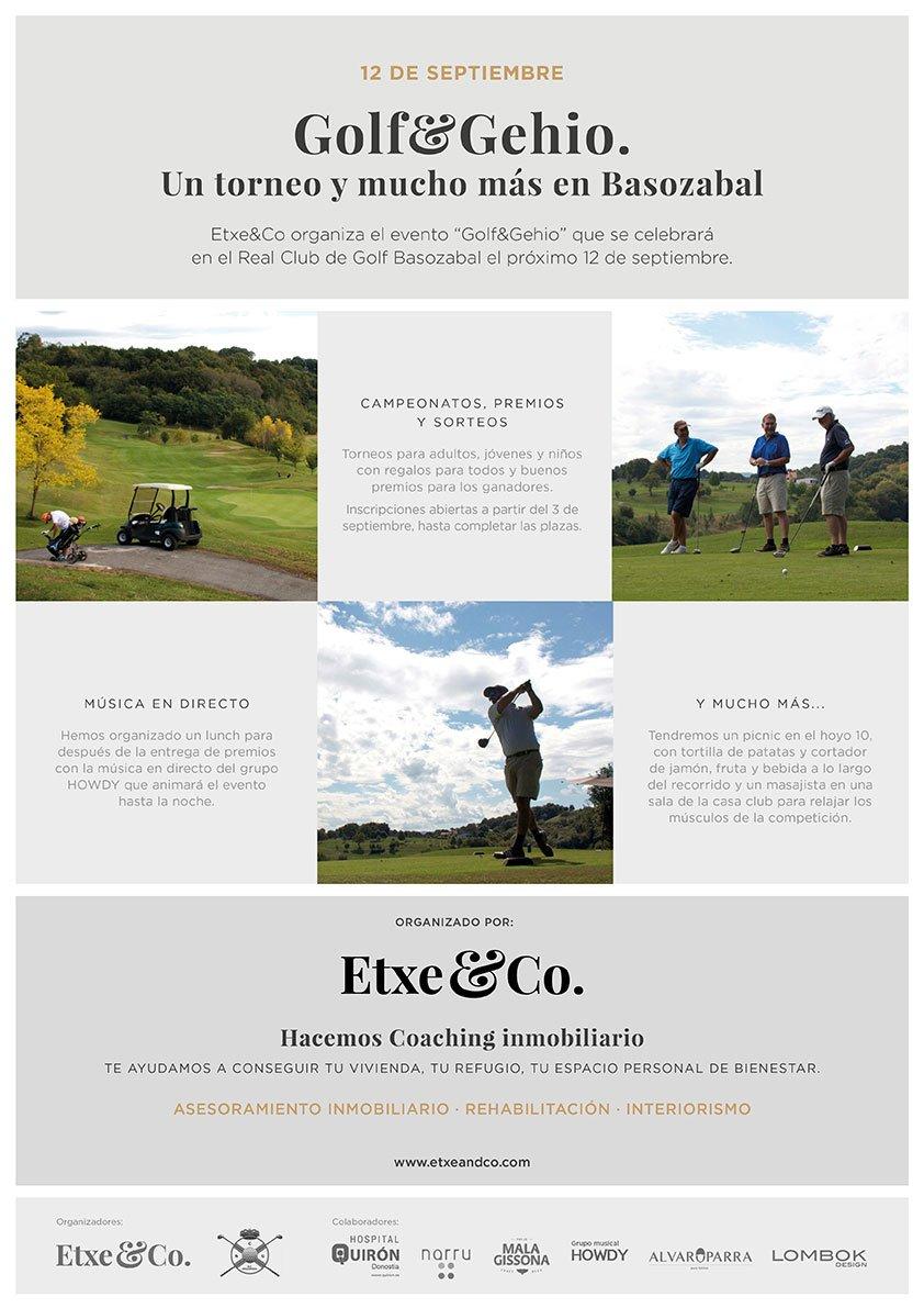 caretel torneo golf and gehio