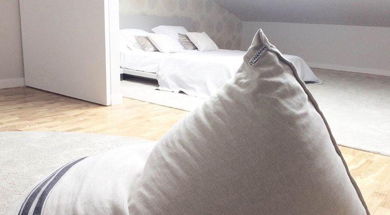 reforma de buhardilla en vivienda de beasain
