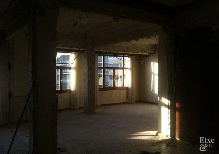 casa en obras