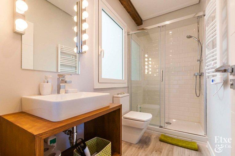 resultado tras la reforma del cuarto de baño