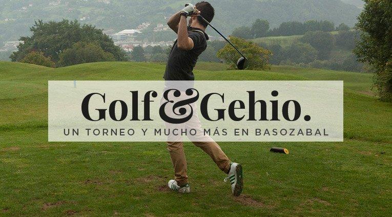 campeonato de golf en el club basozabal 2016