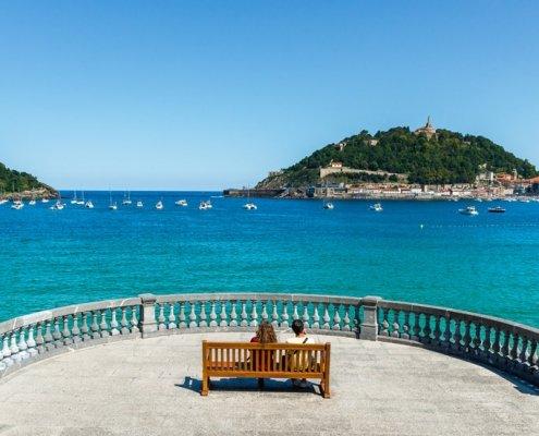 vacaciones relax en san sebastian