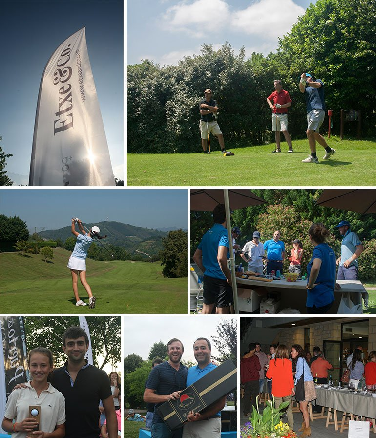 resumen del evento golf&gehio 2016 celebrado en basozabal