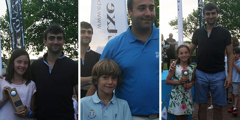 ganadores categoria infantil torneo golf&gehio 2016