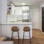 reforma integral de mini piso en el barrio de amara podavines