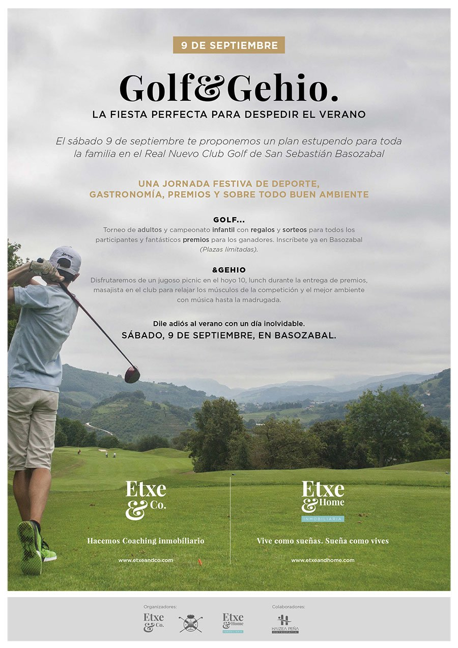 cartel torneo golf and gehio 2017