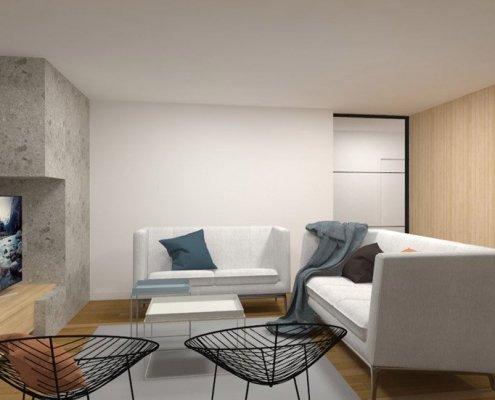 Nuevo proyecto en Bera Bera, San Sebastián