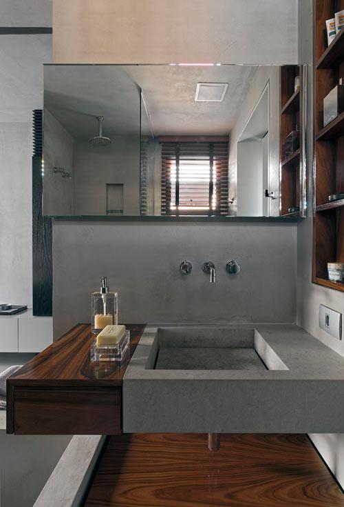 Real Parque Loft by Diego Revollo in interior design architecture  Category