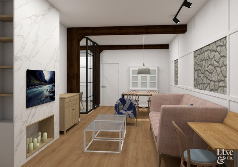 Proyecto vivienda Donostia