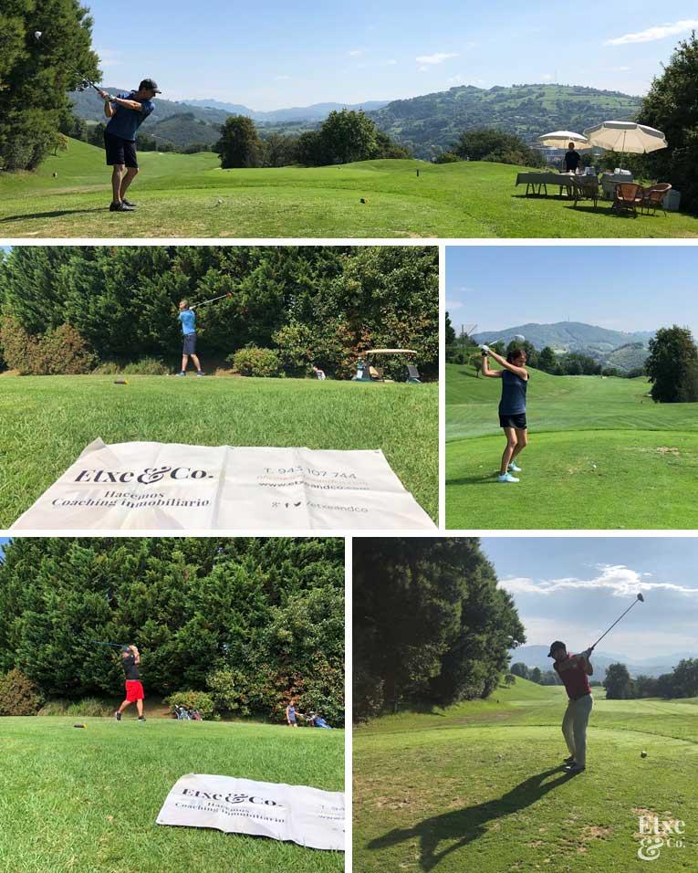 Torneo adultos de Golf and Gehio