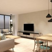 Reforma Mondragon render salon