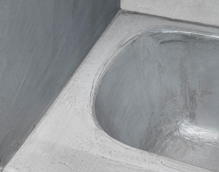 Reforma integral y elaboración de muebles en cuarto de baño