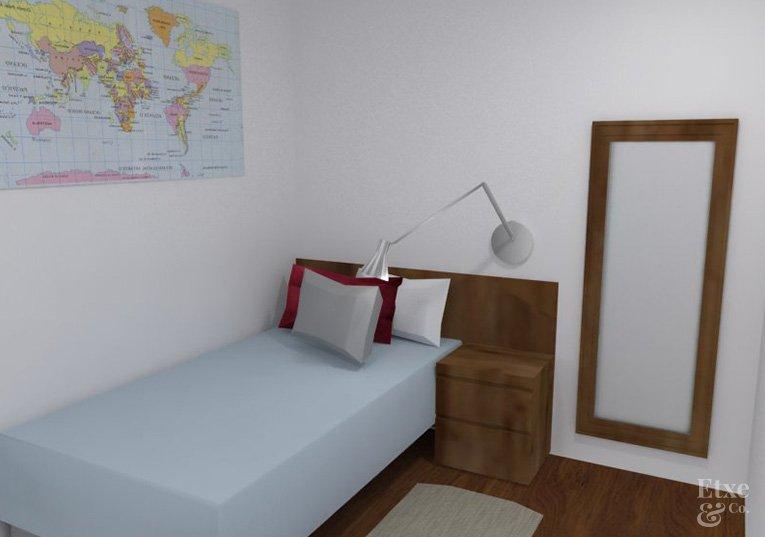 vivienda juan de garay propuesta dormitorio