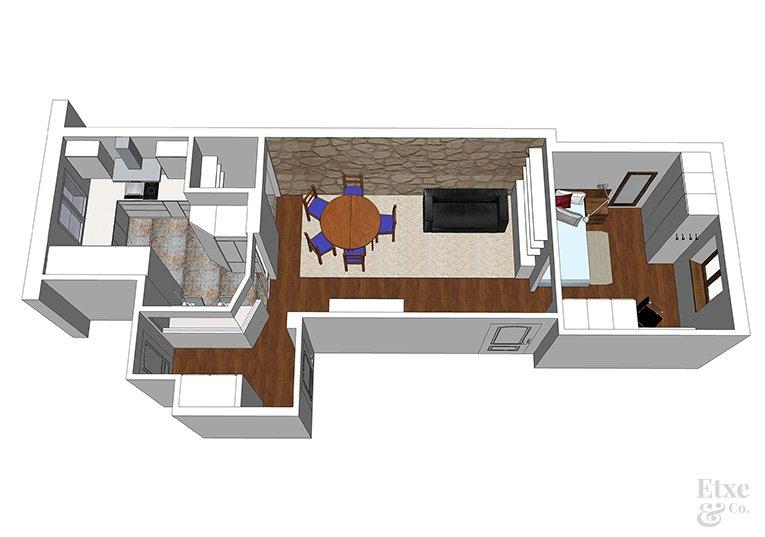 vivienda juan de garay propuesta casa